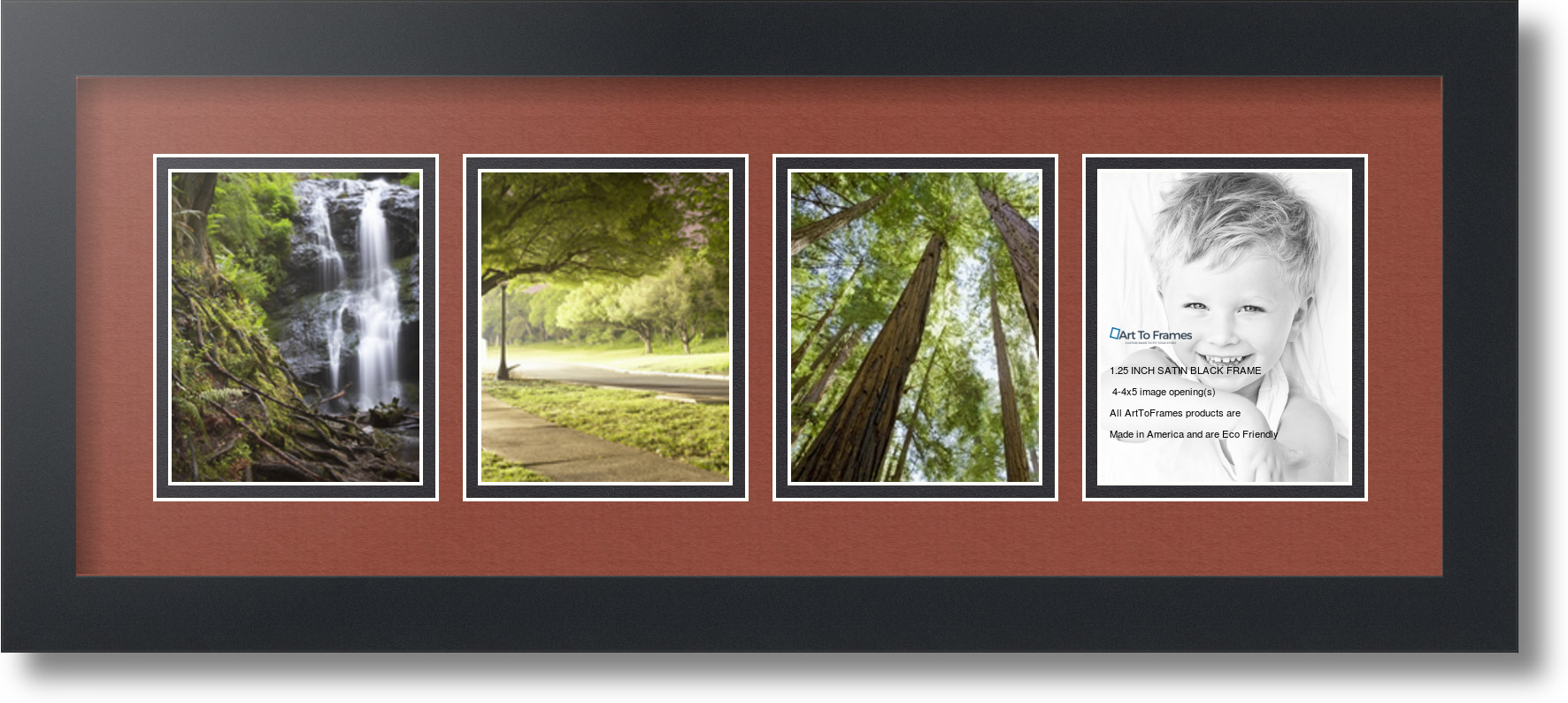 5x7 Collage Frame With 6 Openings.Picture Frames: Collage Picture ...
